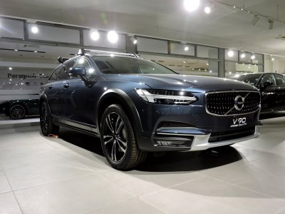 VOLVO V90 CROSS COUNTRY BUSINESS PLUS D4 AWD AUTOMATICA